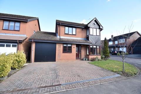 4 bedroom detached house for sale - Lorimer Close, Luton