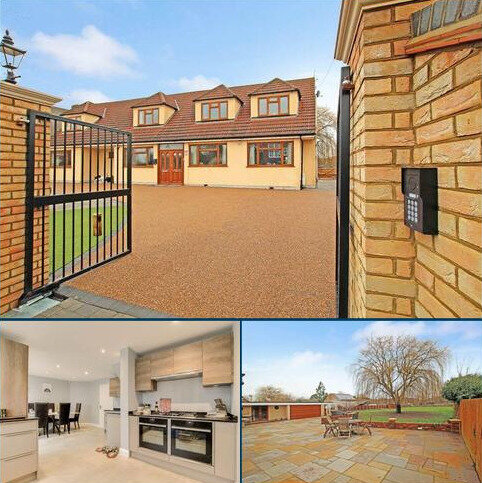 6 bedroom detached house for sale - Church Road, Ramsden Bellhouse