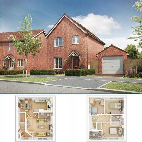3 bedroom detached house for sale - Handley Gardens, Maldon. Plot 53