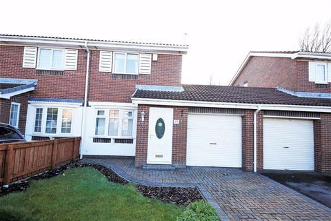 2 bedroom semi-detached house for sale - Fairmile Drive, Thristley Grange, Sunderland, SR3