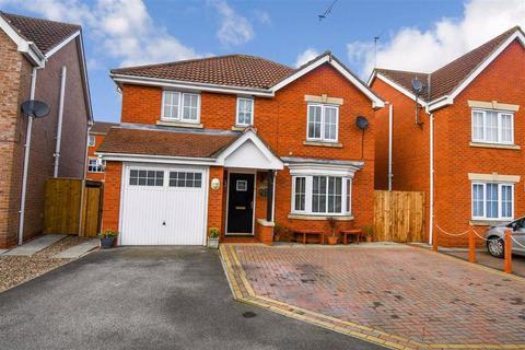 4 bedroom detached house for sale - Oxford Violet, Sutton Park, Hull, HU7