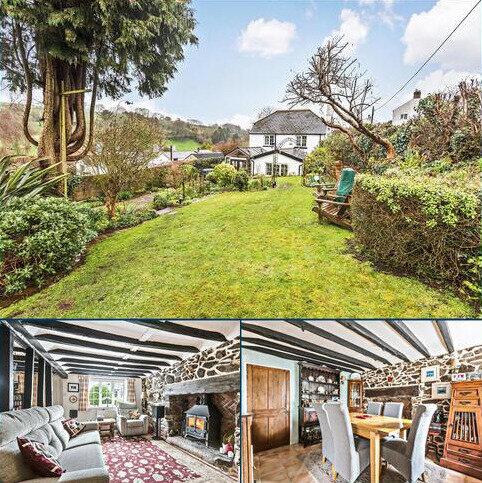 2 bedroom detached house for sale - Rattle Street, Trusham, Newton Abbot