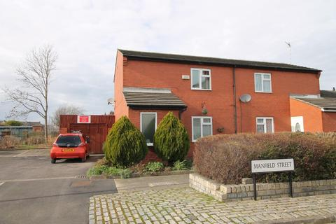 2 bedroom end of terrace house for sale - Manfield Street, Stockton-On-Tees