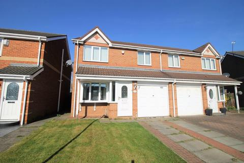 3 bedroom semi-detached house for sale - St. Johns Close, Stockton-On-Tees