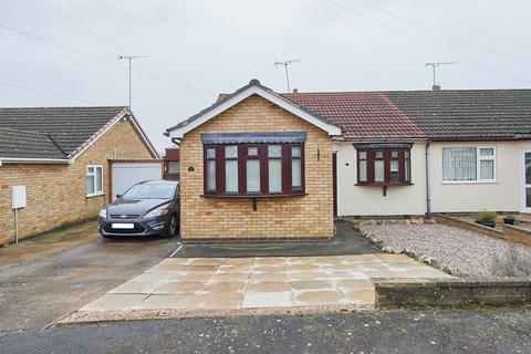 3 bedroom semi-detached bungalow for sale - Almond Way, Earl Shilton