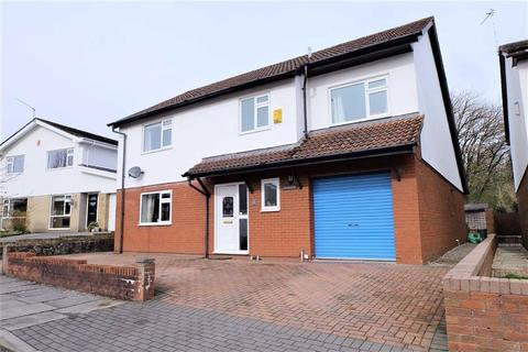 4 bedroom detached house for sale - Springfield Close, Wenvoe, Vale Of Glamorgan