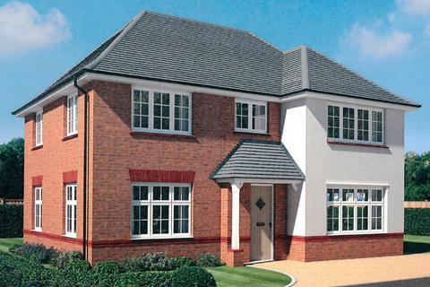 4 bedroom detached house for sale - 0ff Lutterworth Road, Burbage