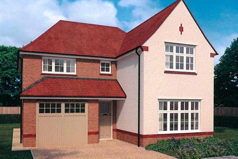 4 bedroom detached house for sale - off Lutterworth Road, Burbage