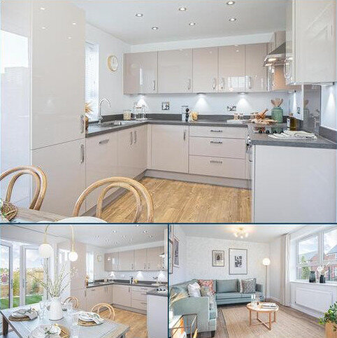 3 bedroom semi-detached house for sale - Plot 36, Moresby at Blackberry Park, Park Lane, Coalpit Heath, BRISTOL BS36