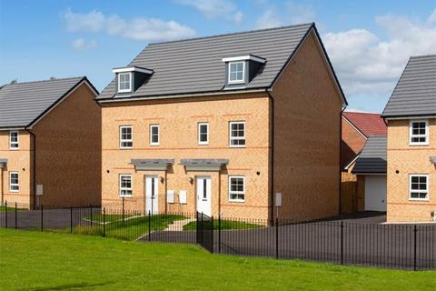 4 bedroom semi-detached house for sale - Plot 302, Woodcote at Bedewell Court, Adair Way, Hebburn, HEBBURN NE31