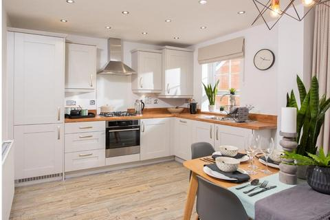 3 bedroom terraced house - Plot 53, Maidstone at Kingsley Meadows, Harrogate, Kingsley Rd, Harrogate, HARROGATE HG1