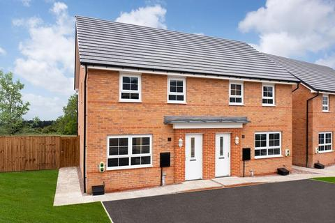 3 bedroom semi-detached house for sale - Plot 125, Maidstone at Jubilee Gardens, Norton Road, Stockton-On-Tees, STOCKTON-ON-TEES TS20