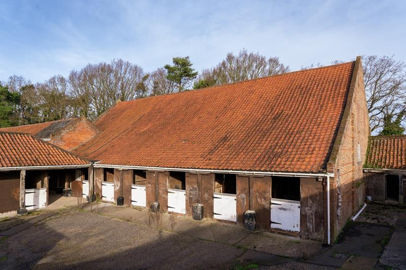 Red Hall Farm Barns, Beeston St Andrew, Norwich, Norfolk ...