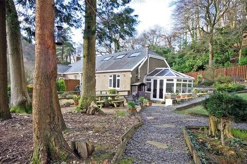 3 bedroom bungalow for sale - Plas Y Nant Lodge, Betws Garmon, Caernarfon, Gwynedd, LL54