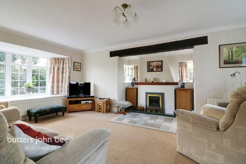 3 bedroom detached house for sale - Norley Road, Northwich