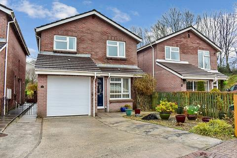 4 bedroom detached house for sale - Rectory Close, Sarn, Bridgend . CF32 9QB