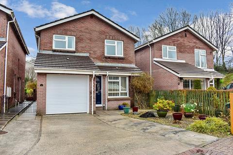 4 bedroom detached house for sale - Rectory Close, Sarn, Bridgend . CF32 9QB