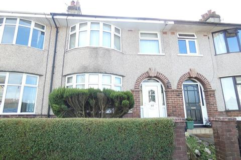 3 bedroom terraced house for sale - Wellington Road, Lancaster, LA1 4DN