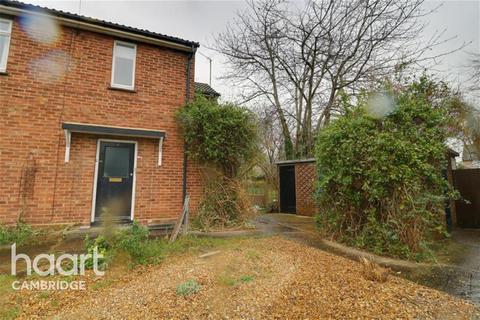 1 bedroom flat to rent - Whitehill Close, Cambridge