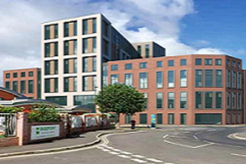 Land for sale - Southampton - Student Accom Site Close to City Centre