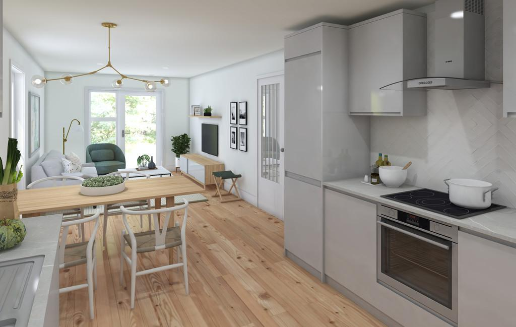 Holstein Living Space