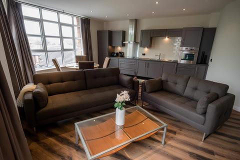 2 bedroom penthouse to rent - Merchants Corner, Markeaton Street , Derby DE22 3AP