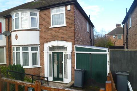 3 bedroom semi-detached house to rent - Nevanthon Road, Leicester,