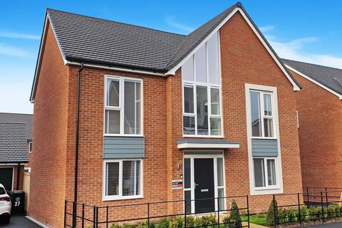 4 bedroom detached house for sale - Blythe Fields, Uttoxeter Road, Stoke-On-Trent