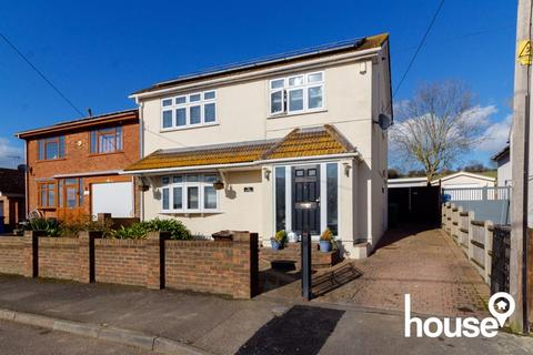 3 bedroom detached house for sale - Nelson Avenue, Minster on Sea