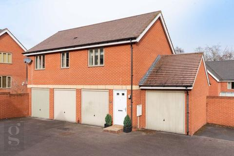 1 bedroom coach house for sale - Campbell Road, Hereford, HR1 1AD