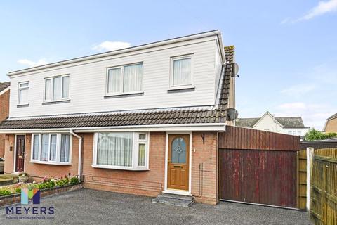 3 bedroom semi-detached house for sale - Boldre Close, Parkstone, Poole BH12