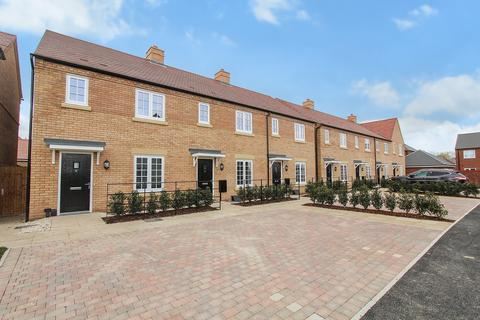 2 bedroom end of terrace house for sale - Greenlakes Rise, Houghton Conquest, Houghton Conquest, MK45