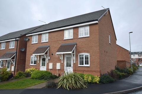 2 bedroom semi-detached house to rent - Hollingworth Close, Nr Stone, Staffordshire