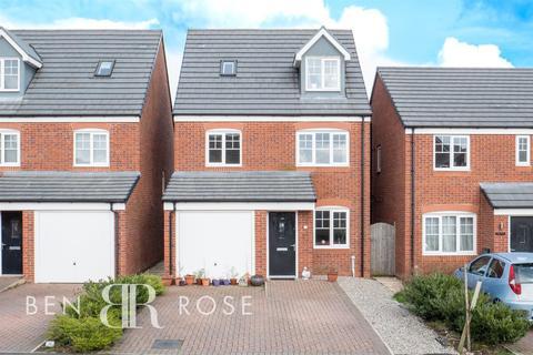 4 bedroom detached house for sale - Walnutwood Avenue, Bamber Bridge, Preston