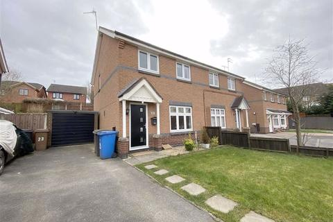 3 bedroom semi-detached house to rent - Watson Road, Shipley View, Derbyshire
