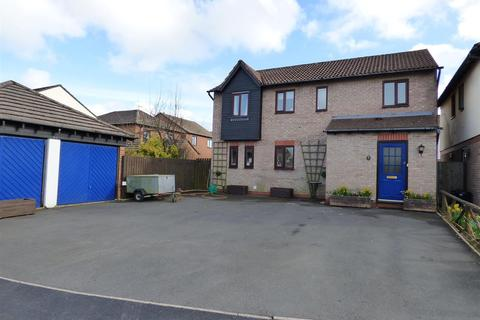 4 bedroom detached house for sale - Lon Y Plas, Johnstown, Carmarthen