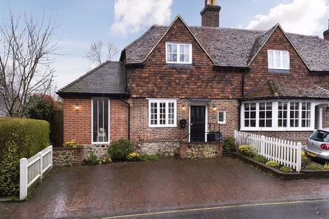 3 bedroom semi-detached house for sale - High Street, Otford, TN14
