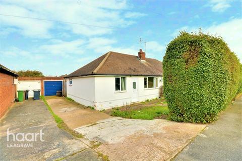 2 bedroom semi-detached bungalow for sale - Macaulay Road, Luton