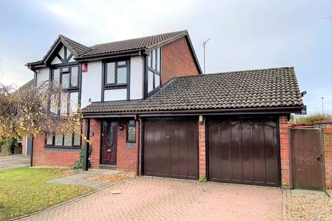 4 bedroom detached house for sale - The Magpies, Luton, LU2
