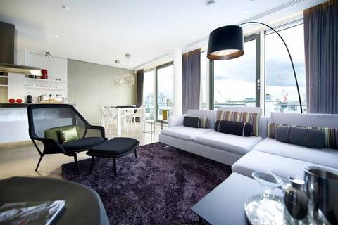 2 bedroom flat to rent - W Residences, Wardour Street, Soho, London, W1D