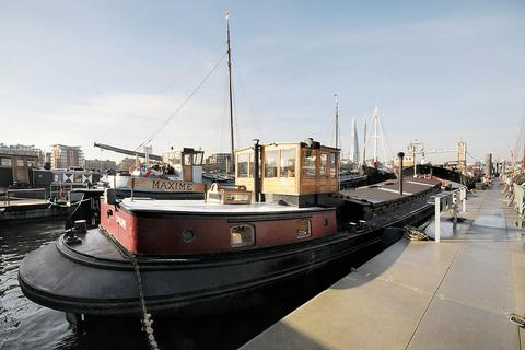 2 bedroom houseboat for sale - Maxime, Hermitage Wharf, Wapping, E1W