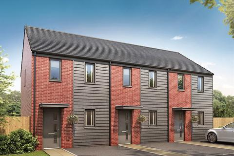 2 bedroom end of terrace house for sale - Plot 81, The Morden  at Ashworth Place, Tithebarn Lane EX1