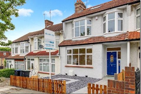 4 bedroom terraced house for sale - Evesham Road, Bounds Green, London, N11