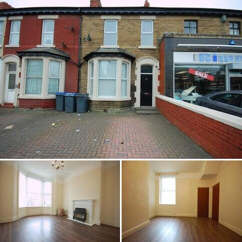 3 bedroom terraced house to rent - Devonshire Road, Blackpool FY3