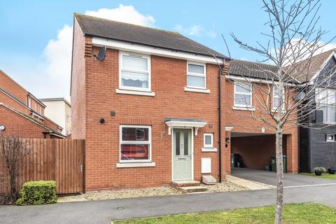 3 bedroom semi-detached house for sale - Berryfields, Aylesbury, HP18