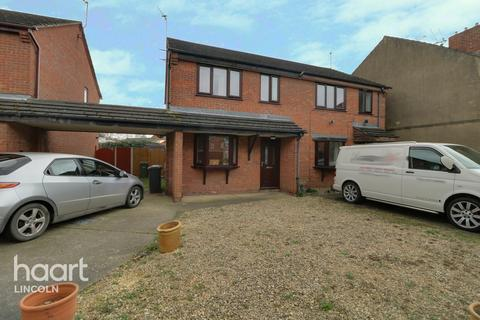 3 bedroom semi-detached house for sale - Bishop King Court, Lincoln