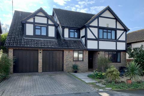 5 bedroom detached house for sale - Cogdean Way, Corfe Mullen, BH21 3XD