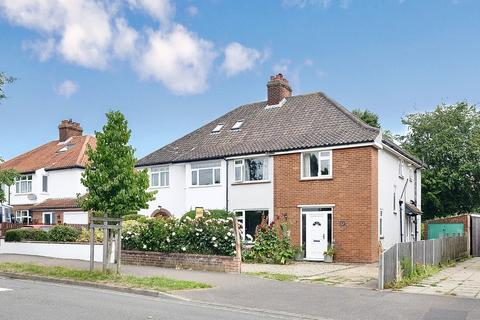 4 bedroom semi-detached house for sale - Cecil Road, Norwich