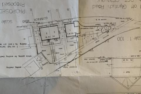 Land for sale - PLOTS 1,2,and 3, Porth