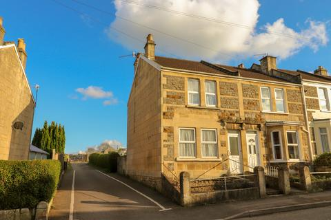 2 bedroom end of terrace house for sale - Coronation Avenue, Oldfield Park, Bath